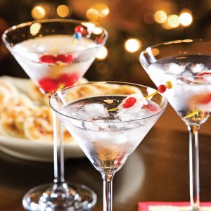 Martini aux litchis