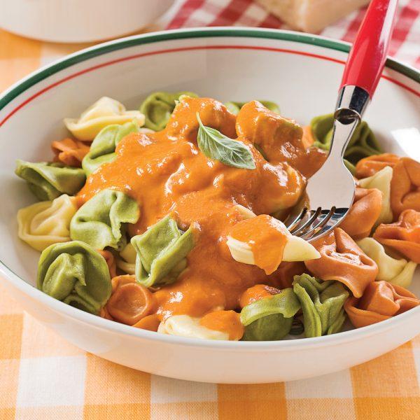 Sauce rosée à l'italienne