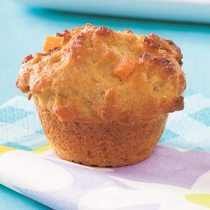 Muffin aux fruits secs