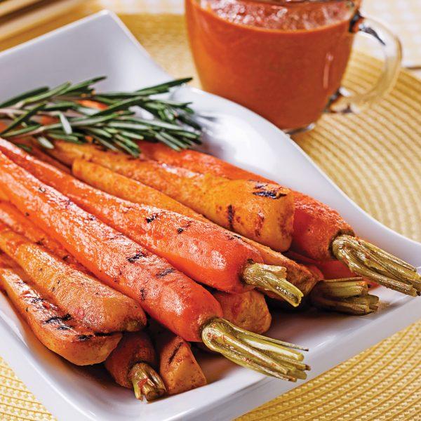 Légumes racines piri-piri