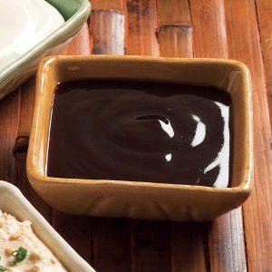 Sauce teriyaki pour fondue japonaise