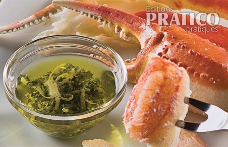 Sauce persillée pour fruits de mer