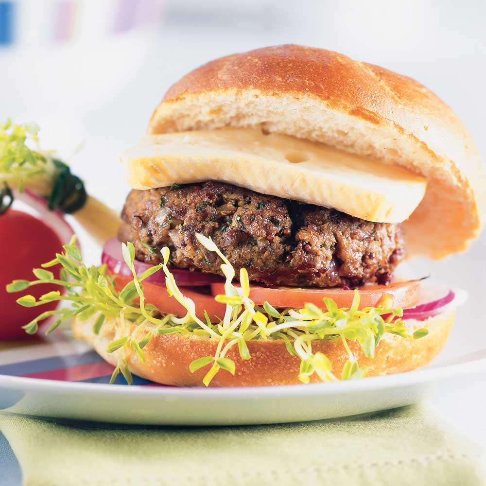 Hamburgers au Sir Laurier