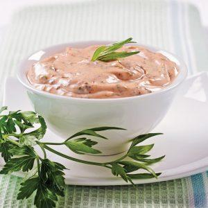 Sauce à fondue cajun