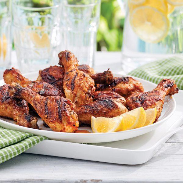 Pilons de poulet piri-piri
