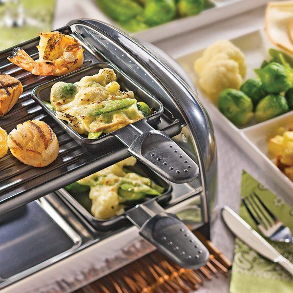 Raclette de la mer
