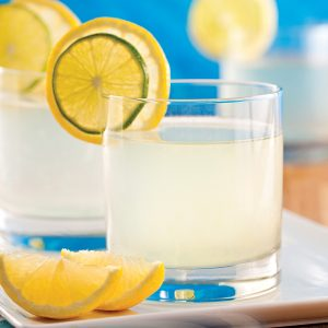 Le gin fizz