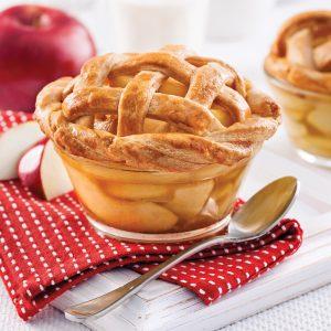 Tartelettes pommes et érable