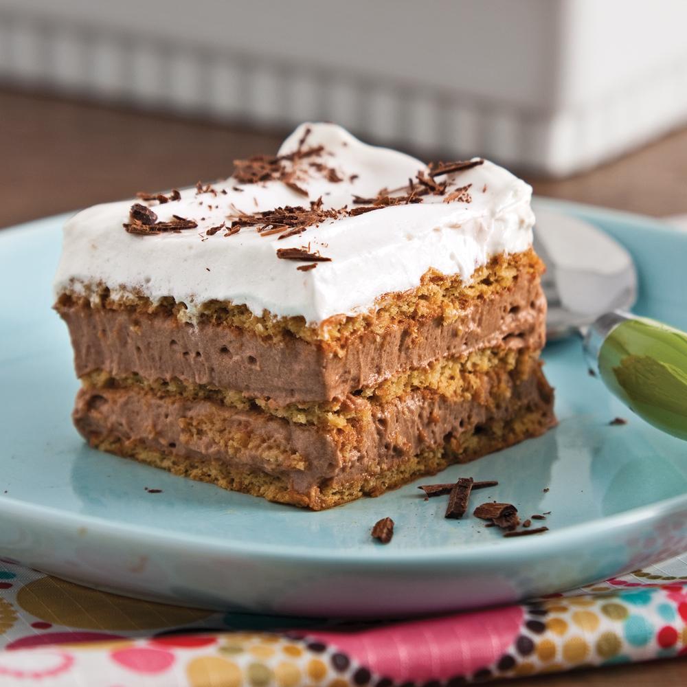 Gâteau Napoléon