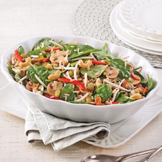 Salade d'amour