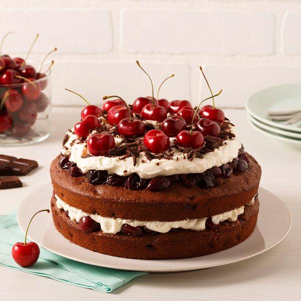 Gâteau Forêt-Noire