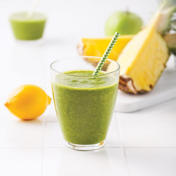 Jus vert santé