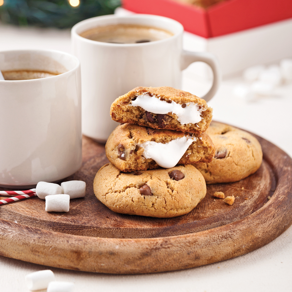 Biscuits s'mores