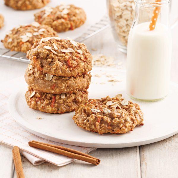 14 recettes de galettes et biscuits santé