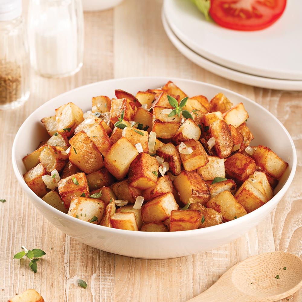 Patates déjeuner
