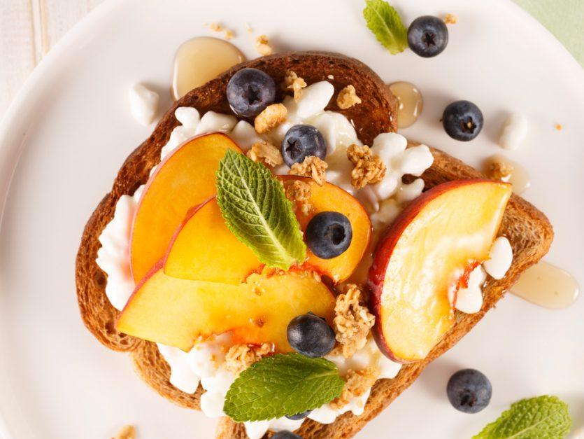 20 idées de déjeuners à moins de 350 calories