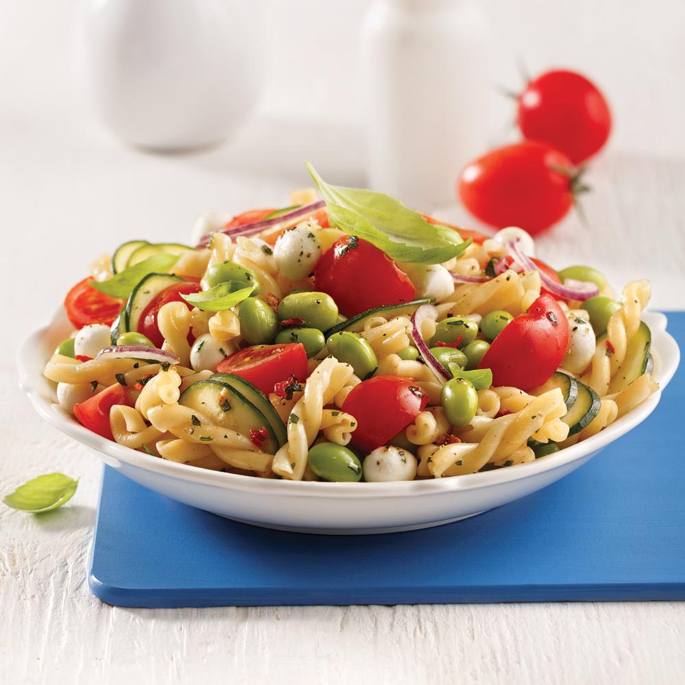 Salade de pâtes à l'italienne