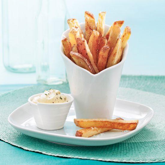 Rage de frites? Limitez les dégâts avec notre nutritionniste!