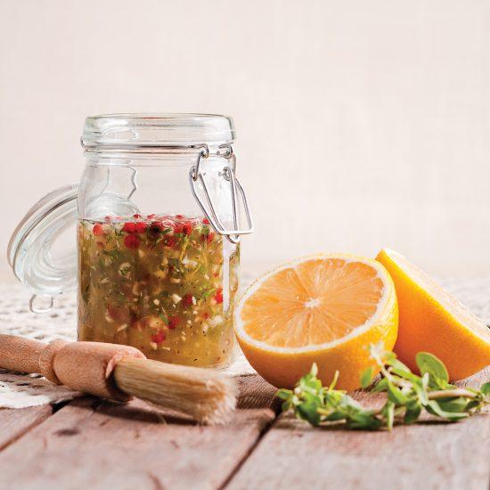 Le secret d'une marinade allégée