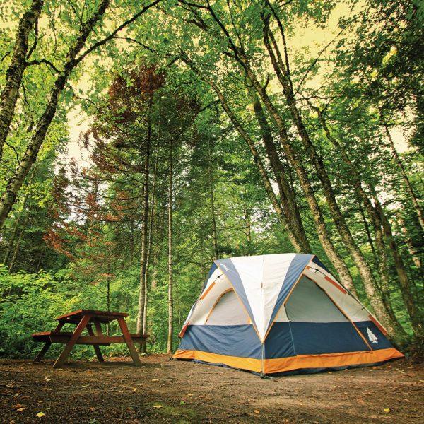 Top 50 des campings incontournables du Québec