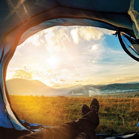 Semaine québécoise du camping 2017: Déboulonnez les mythes entourant le camping!