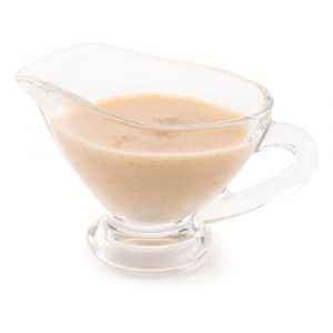 Vinaigrette lait de coco et arachide