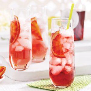 Rosé-limonade