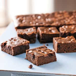 Brownies aux haricots noirs