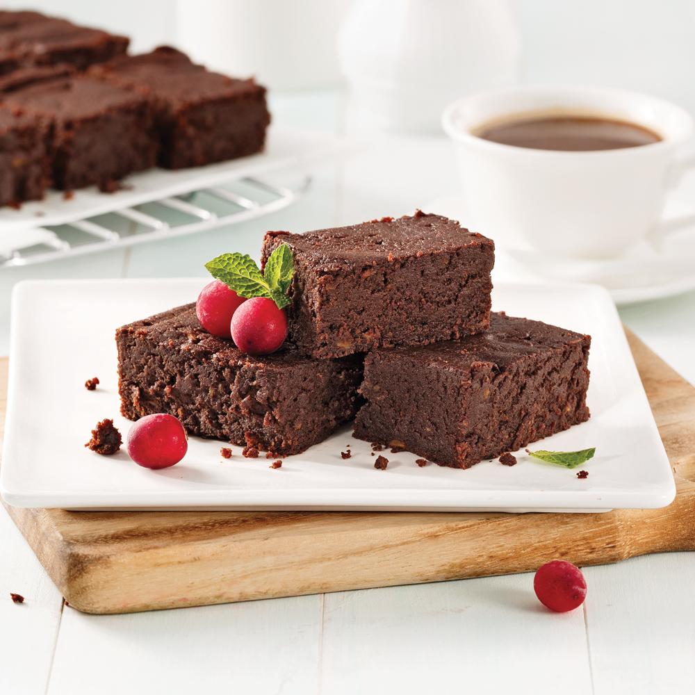 Brownies mystères