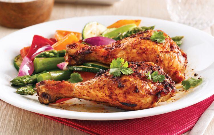 5 recettes pour cuisiner les hauts de cuisses et les pilons de poulet