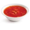 Soupe aux légumes prête à servir