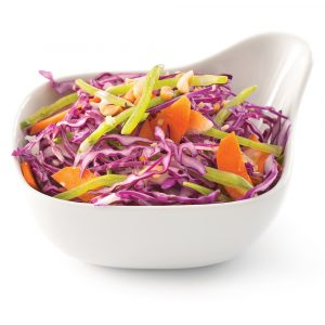 Salade de chou asiatique
