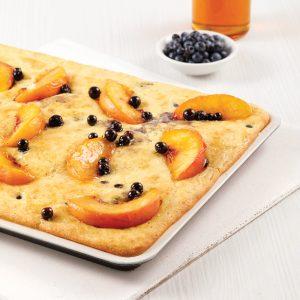 Pancake sur la plaque