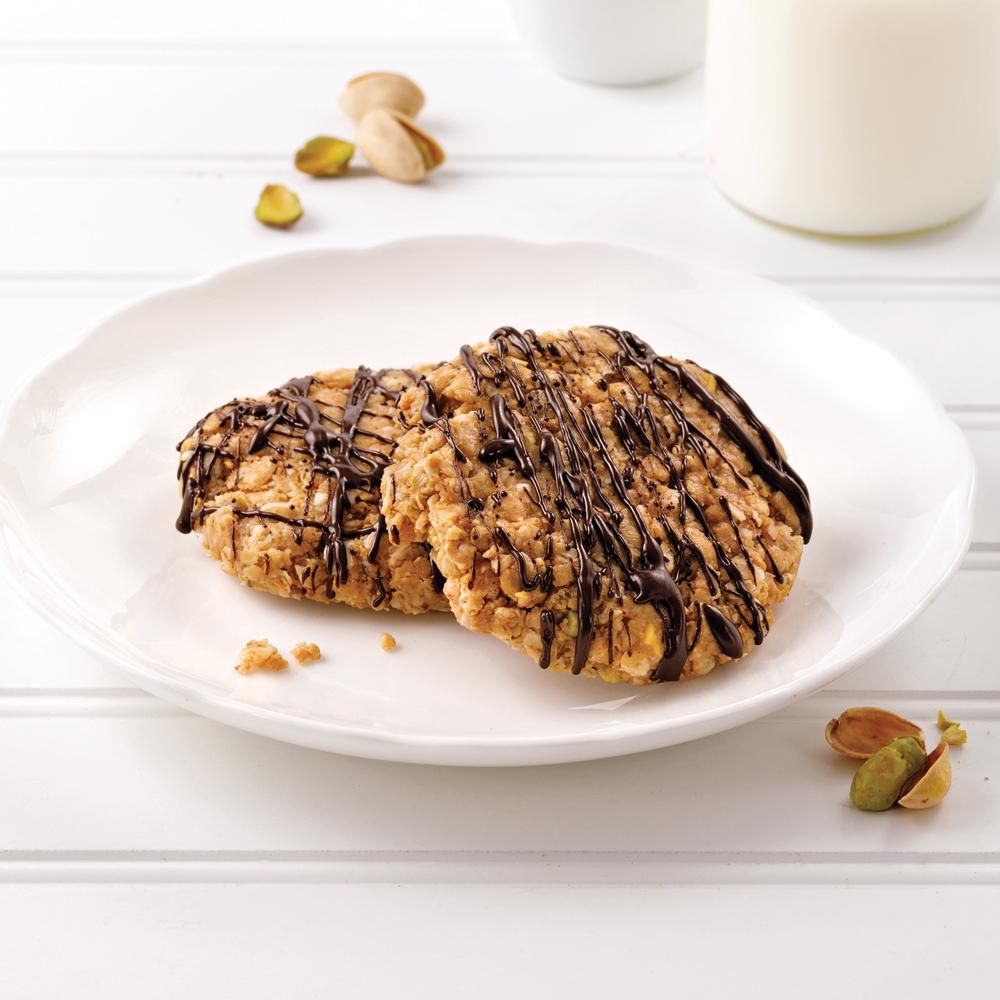 Biscuits déjeuner sans cuisson