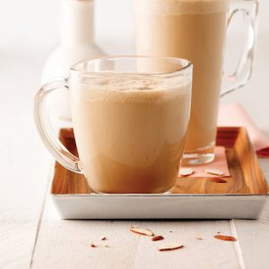 Smoothie style café amaretto