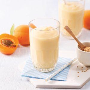 Smoothie aux abricots