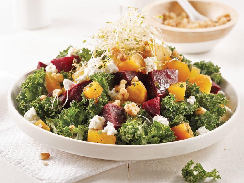 15 idées pour des salades-repas vraiment savoureuses