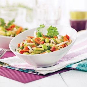Salade tout soya