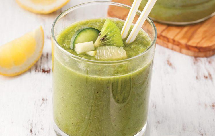 À la découverte des smoothies verts: 8 recettes à essayer