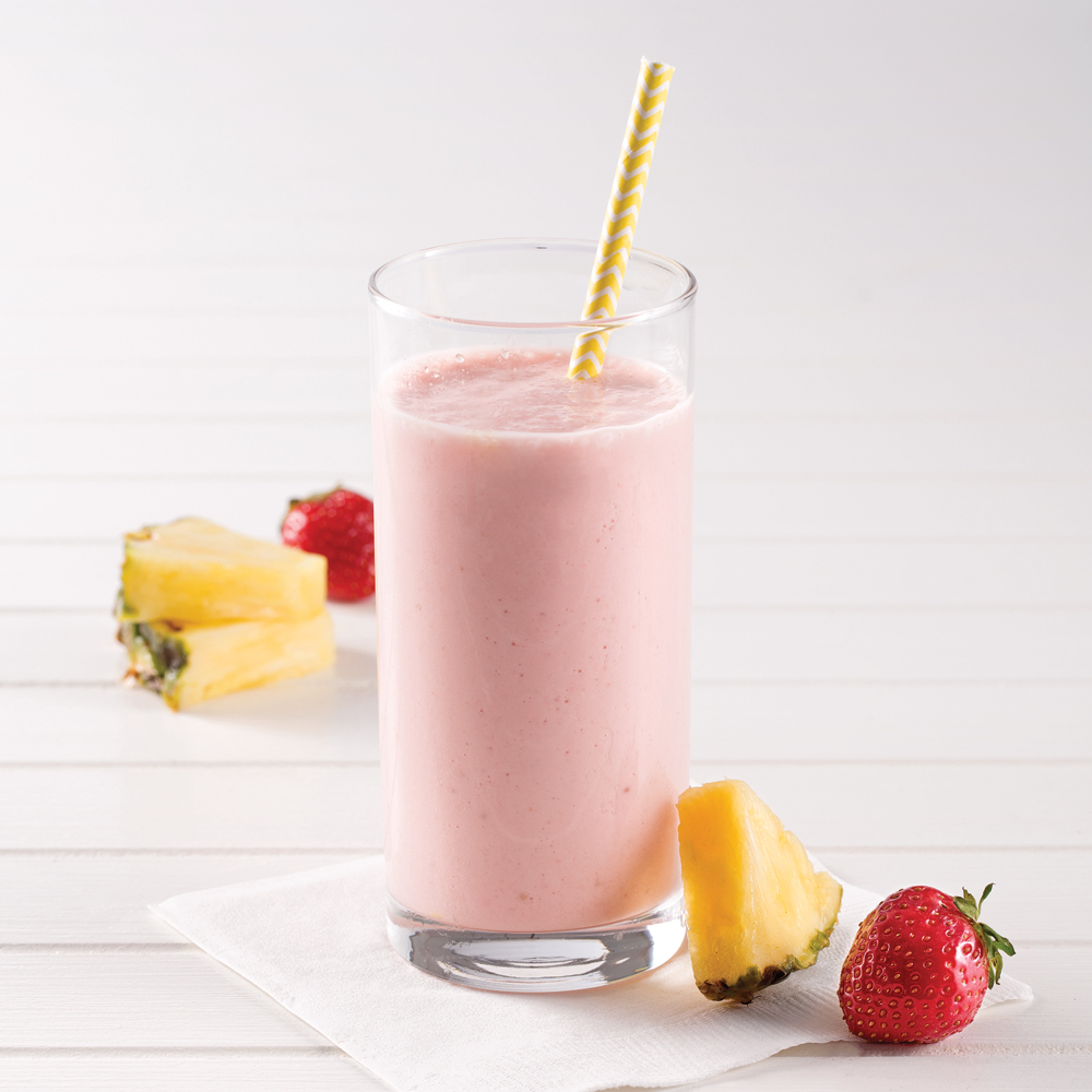 Smoothie fruité