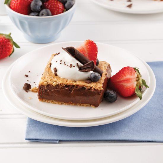 Gâteau Napoléon allégé