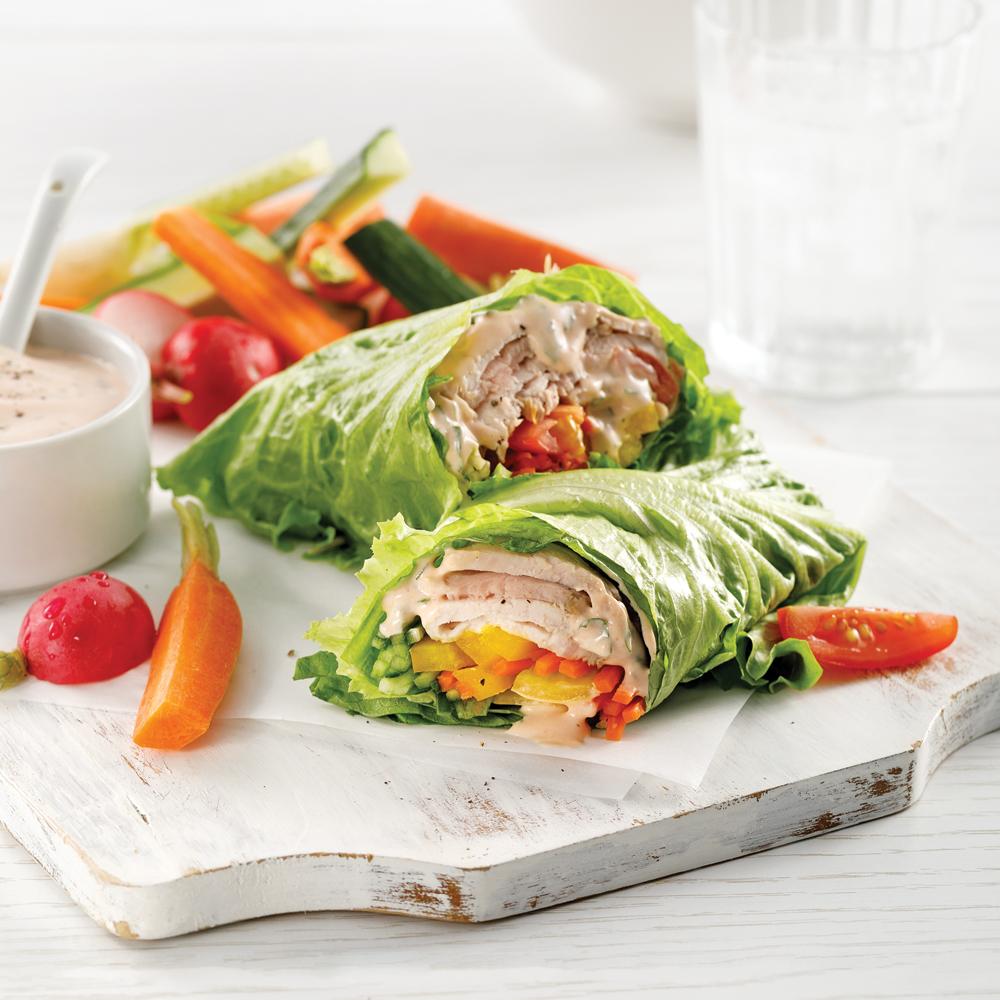 Sandwich au porc