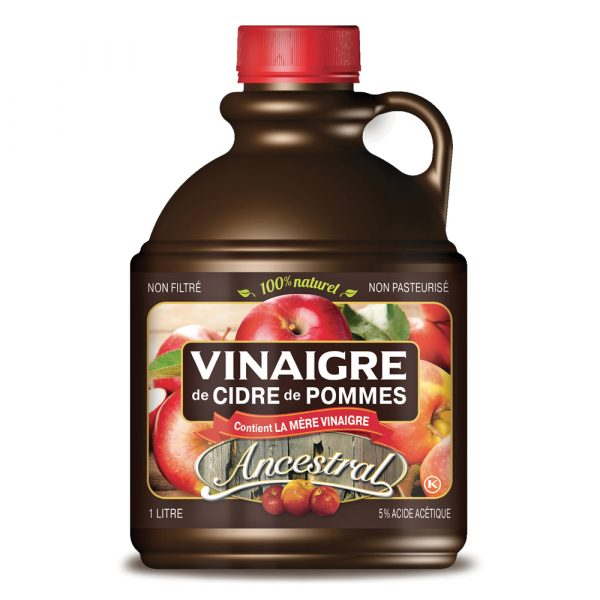 Le vinaigre de cidre, un allié santé