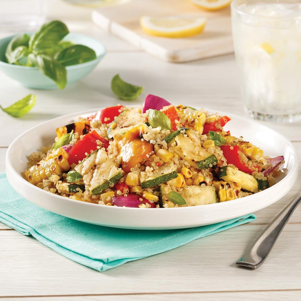 Le quinoa : un grain extra