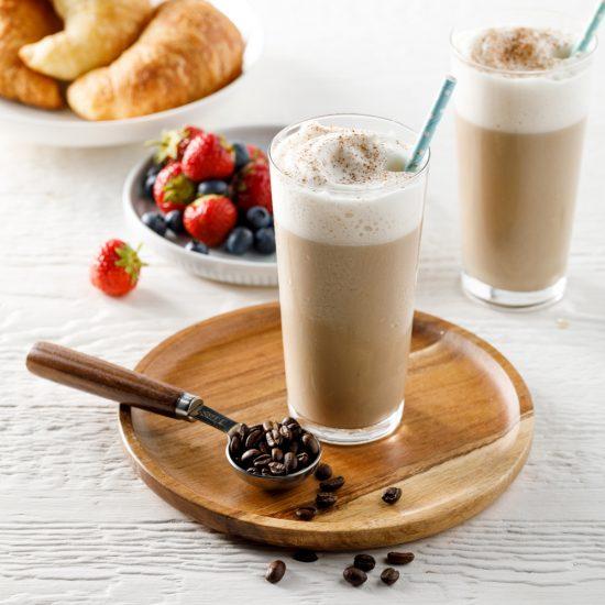 Café-coco glacé