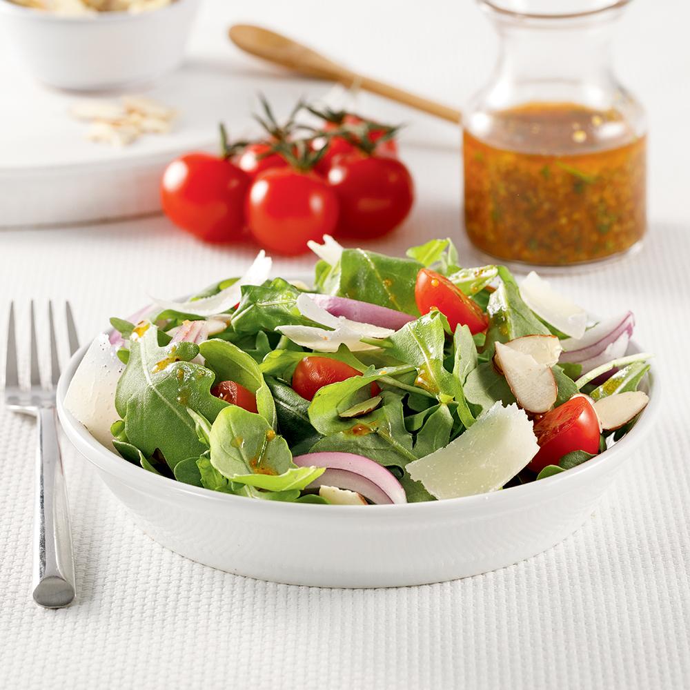 Comment composer une salade bien équilibrée et santé?