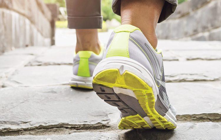 Les bienfaits incroyables de la marche sur la santé