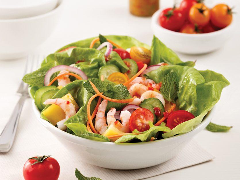Salades fraîcheur: 15 idées pour les beaux jours d'été