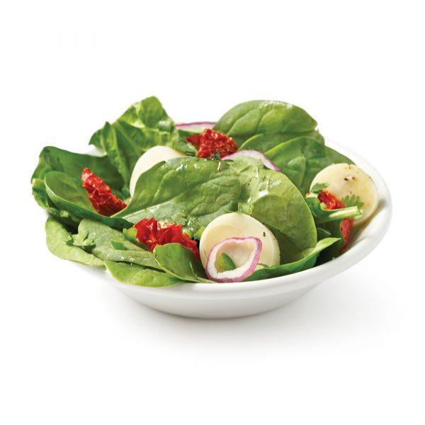 Salade de coeurs de palmier
