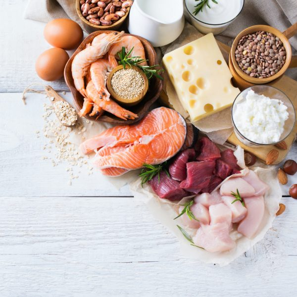 Tout sur les protéines